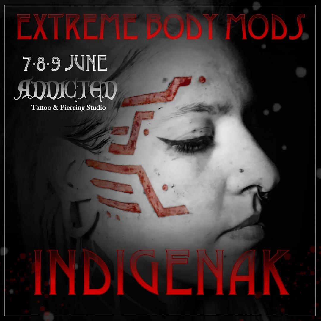 This June we will have the pleasure of having @indigenak!