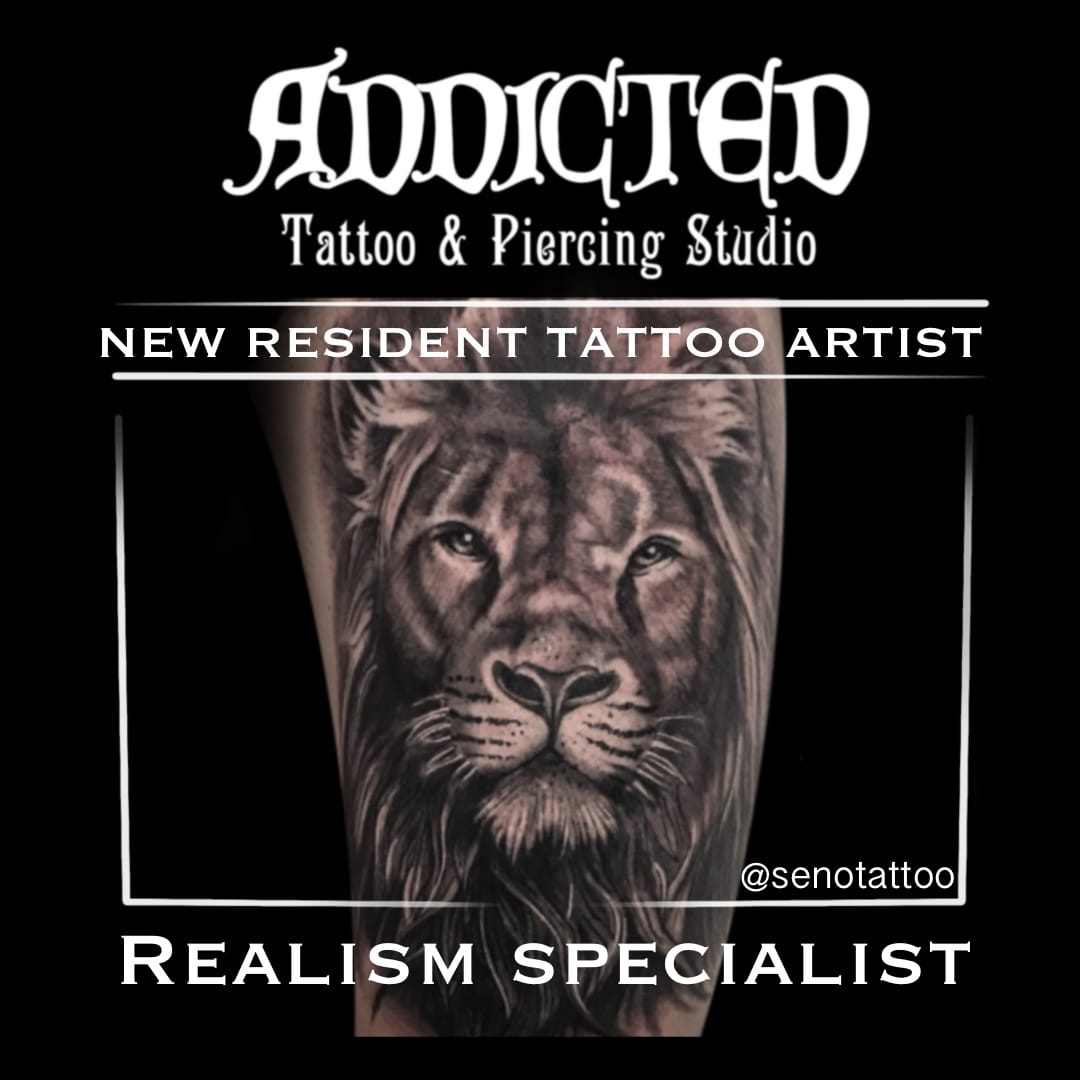 Seno Tattoo arrives at Addictedtattoo Barcelona!