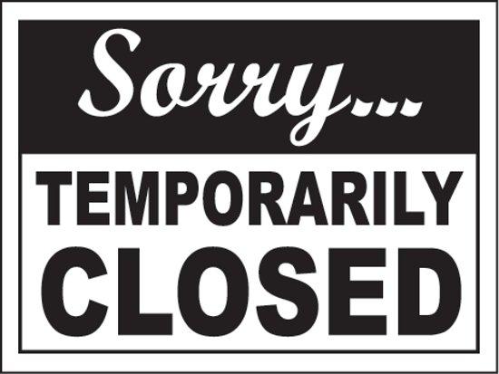 Cerramos por reformas